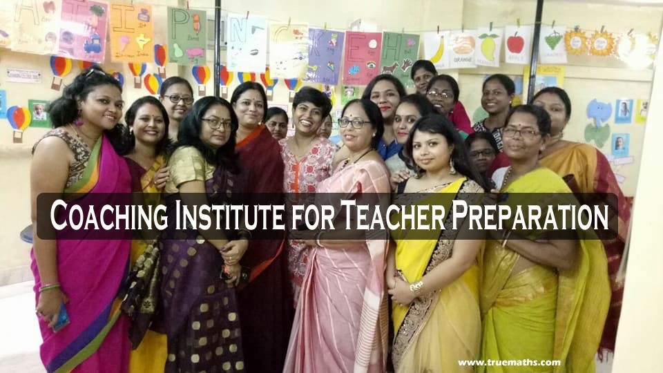 coaching institute for teacher preparation