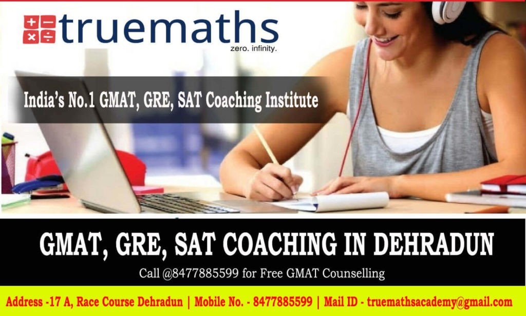 best gmat coaching in Dehradun1