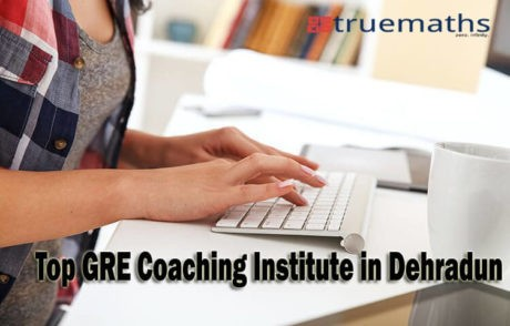 gre coaching in Dehradun