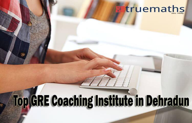gre coaching in Dehradun