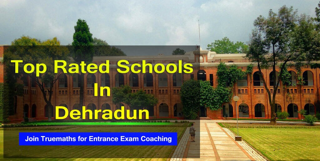 Want to get admission in the top rated schools in Dehradun?- Get Best coaching to clear the entrance exams