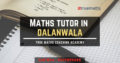 Maths Tutors in Dalanwala Dehradun