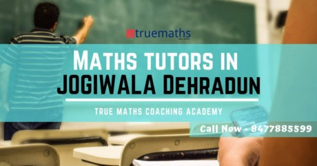 Maths Tutors in Jogiwala Dehradun