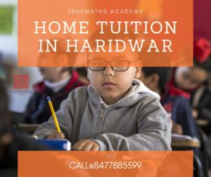 Home tuition in haridwar