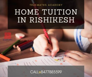Home tuition in rishikesh