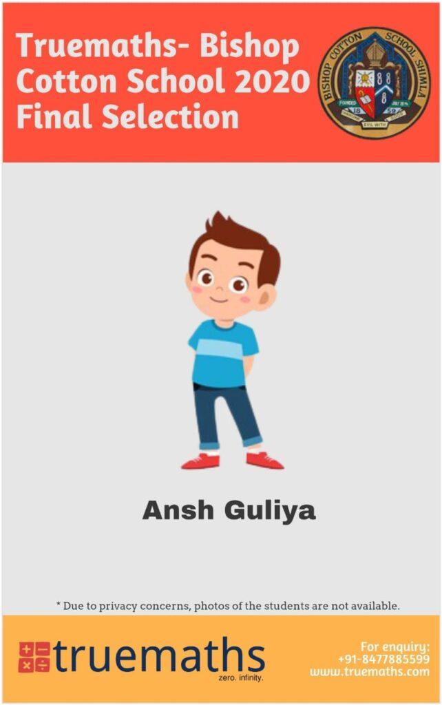 ansh-guliya-bishop-cotton-school