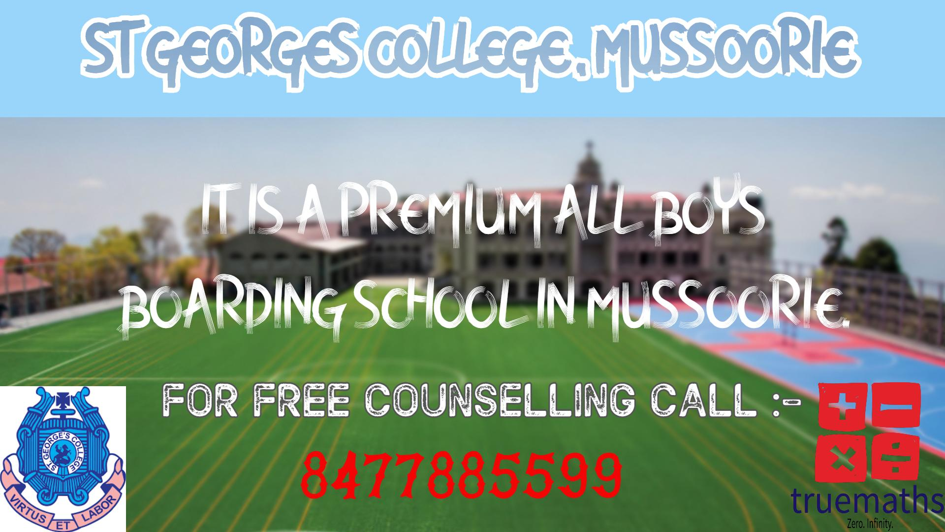 St. George's College Mussoorie