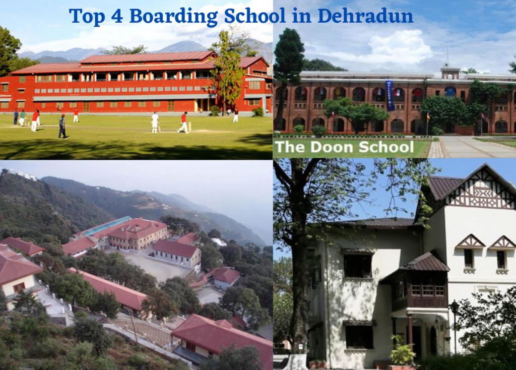 Top 4 best boarding school in Dehradun
