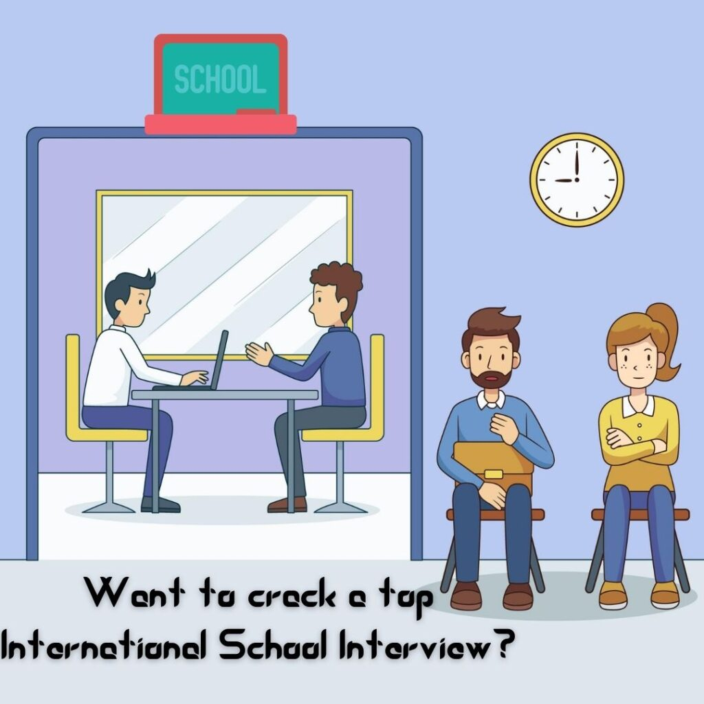 Internation School Interview