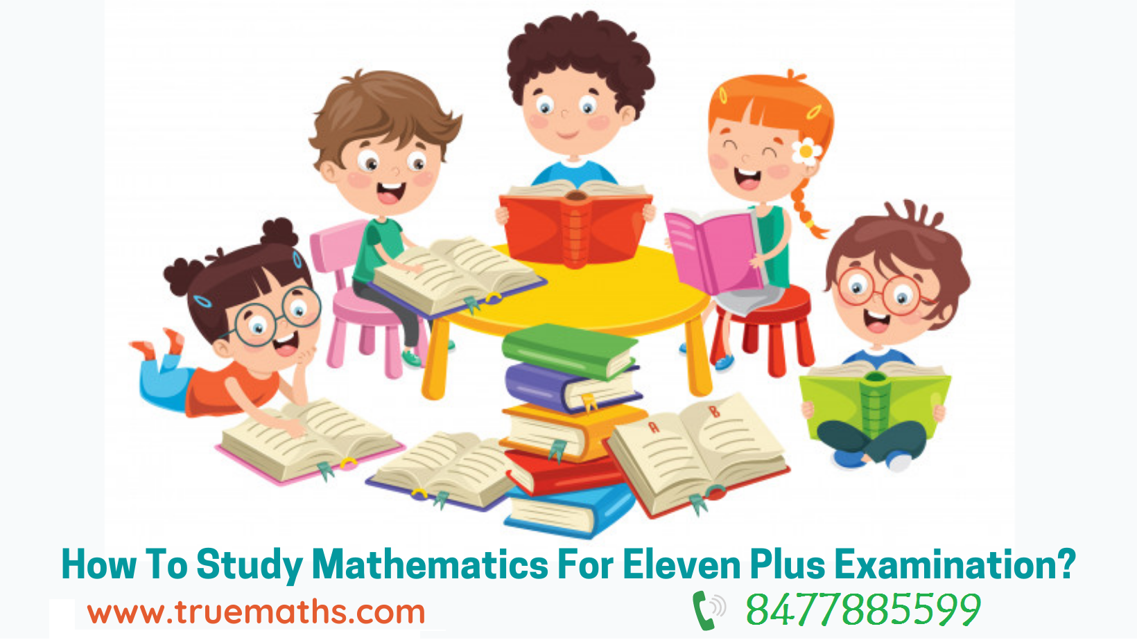 How To Study Mathematics For Eleven Plus Examination?