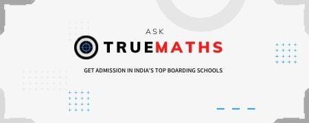 Truemaths boarding school