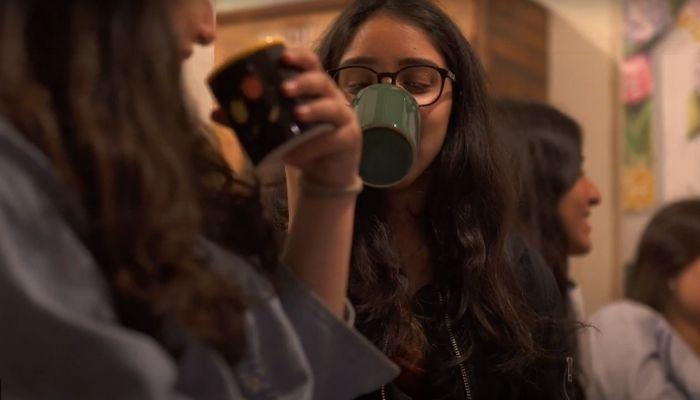 Woodstock school mussorie dining