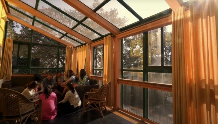 Woodstock school mussorie hostel facilities