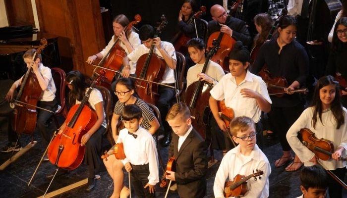 Woodstock school mussorie music