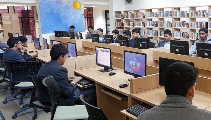 the doon school computer lab