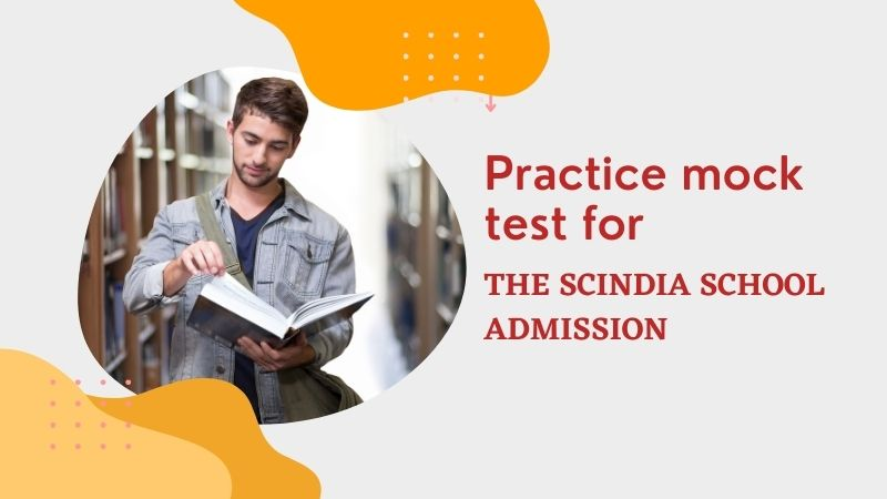 the scindia school practice test paper or sample paper pdf download