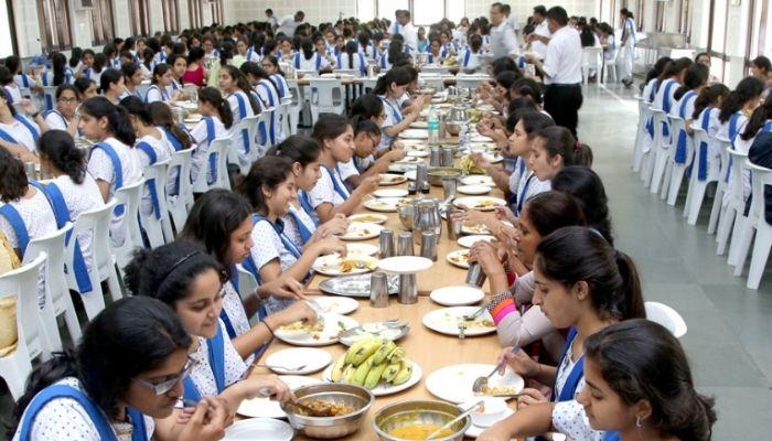 welham girls school dining facilities