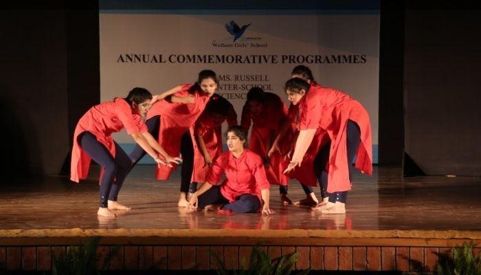 welham girls school music and dance