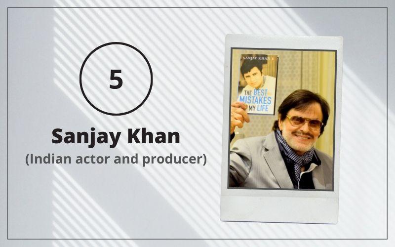 sanjay khan Famous Welham boys school alumni