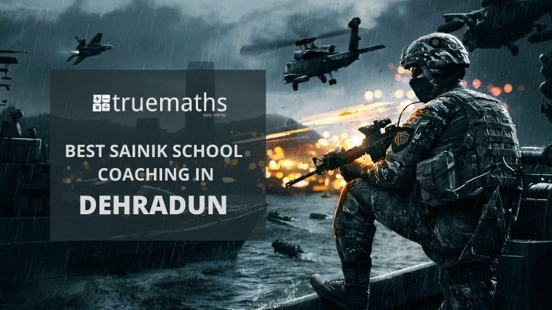 Best Sainik school coaching in Dehradun