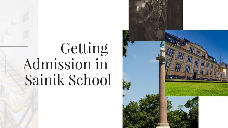 Sainik school admission eligibility
