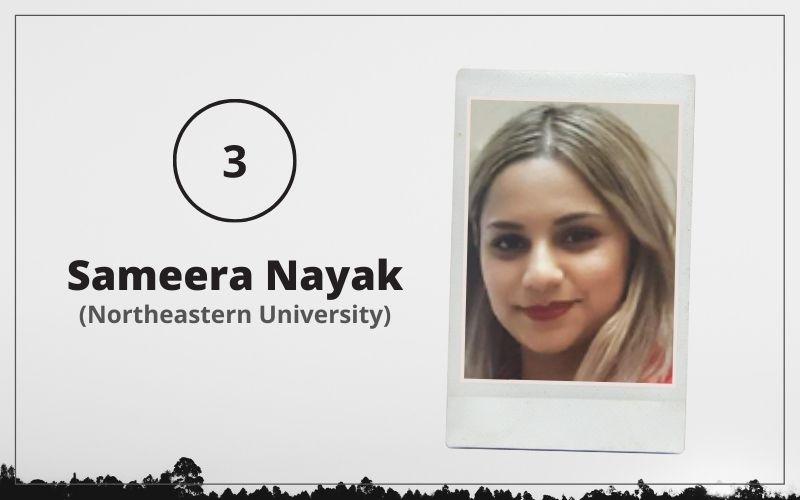 Sameera Nayak DAIS alumni